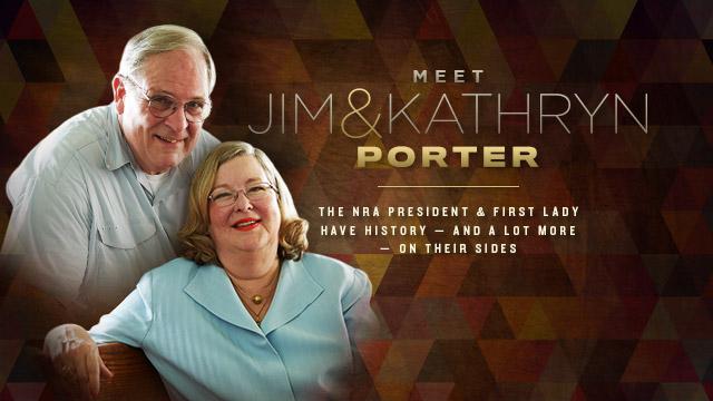 Jim & Kathryn Porter