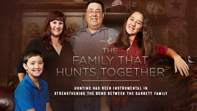 The Family That Hunts Together